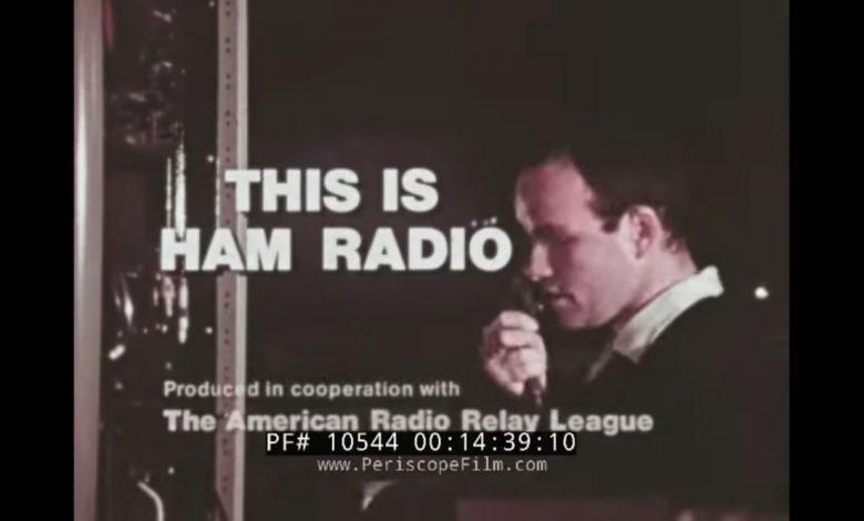 Photo of THIS IS HAM RADIO