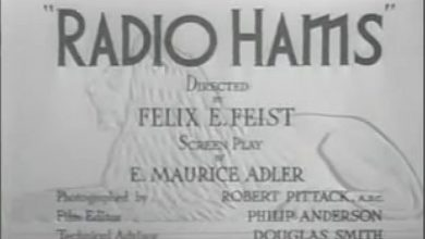 Photo of Radio Hams 1939