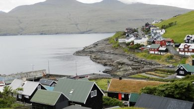 Photo of OY/DL4APJ & OY/DL2AQI – Faroe Islands, EU-018