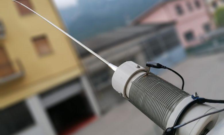 Photo of MFJ 1622, Antenna HF/VHF da balcone o da interno