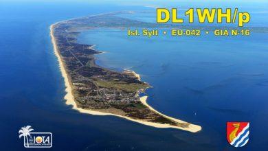 Photo of DL1WH/P – Island of Sylt, EU-Ø42