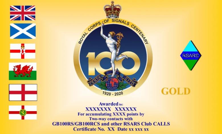 Photo of GB100RS – England, Evento Speciale