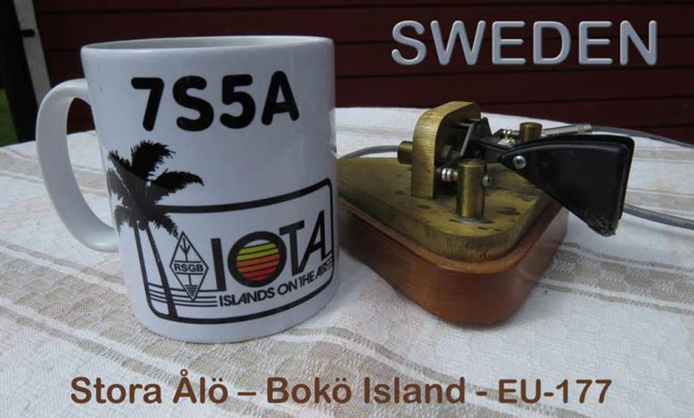Photo of 7S5A – Boko Island, EU-177