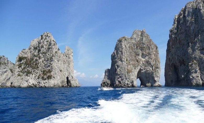 Photo of IC8SDL – Capri island, UE-031