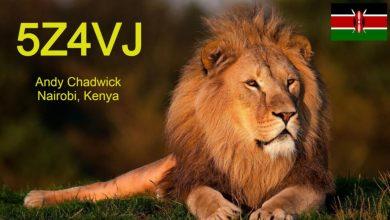 Photo of 5Z4VJ – Nairobi Kenya