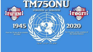 Photo of TM75ONU – Special Event, France