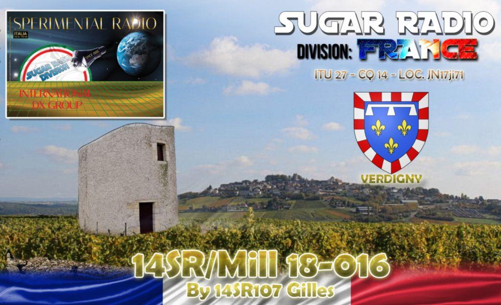 14SR/Mill 18-016 – Verdigny, Francia